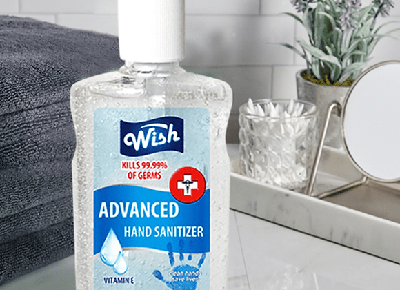 Wish Hand Sanitizer 75% 236ml