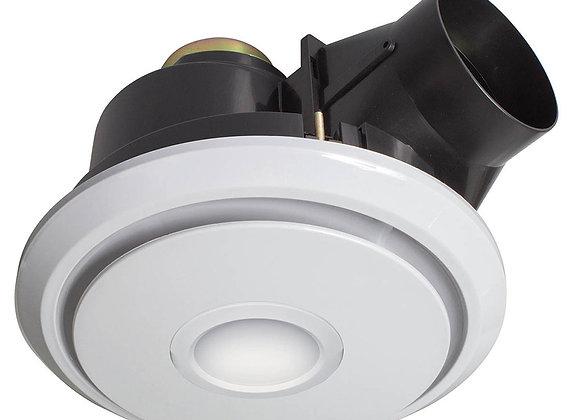 Brilliant Smart Boreal II 12W LED Exhaust Fan Large White - 20751/05