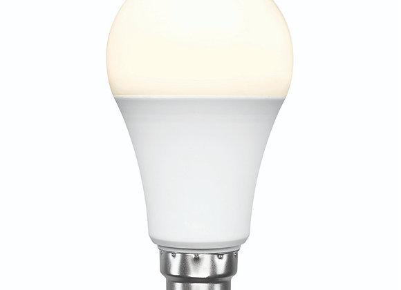 Brilliant Smart WiFi LED White Smart Light Bulb B22, 800-900 Lumens 9W Dimmable