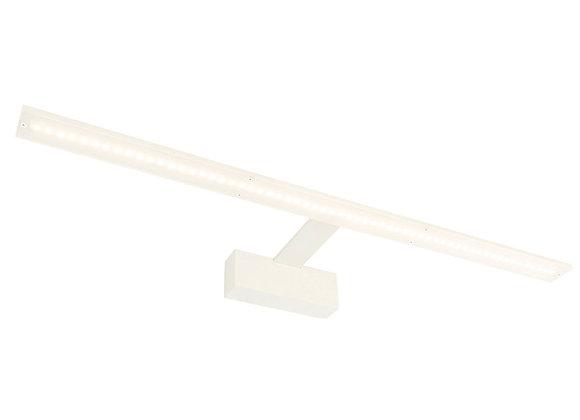Babylon 12W LED Vanity Light Matt White - 20732/05