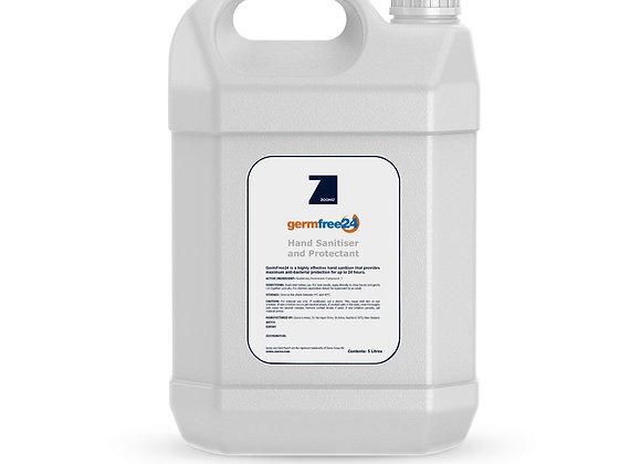 Hand Sanitiser Bulk 5L (GermFree24) - Refill
