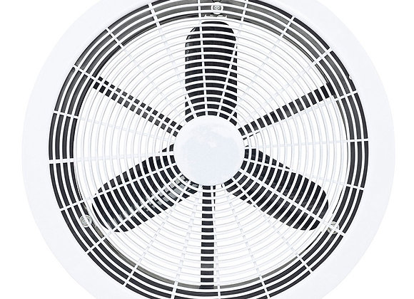 Brilliant Eco Flow 250 Energy Saving Exhaust Fan Large White