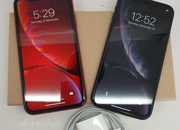 iPhone XR 64G Red or Black