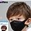 Thumbnail: MIIMA KF80 Kids Face Mask