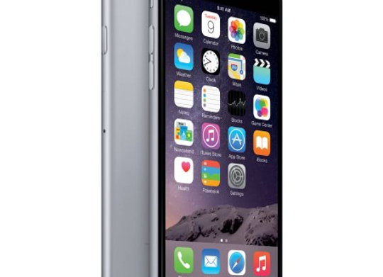 iPhone 6s 128G Silver New battery iOS 14