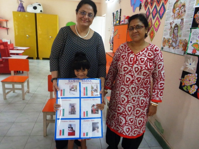 Mid-Year Pictorial Report Card of Special Children of Udaan