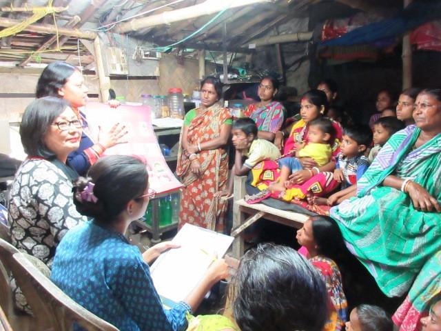 Awareness Programme on Nurturing Infants