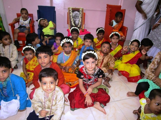 Rabindra Jayanti Celebrations at SICW