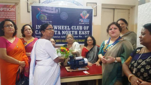 Thank You Inner Wheel Club Calcutta
