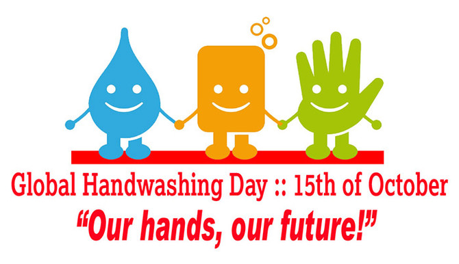 Celebrating Global Hand Washing Day