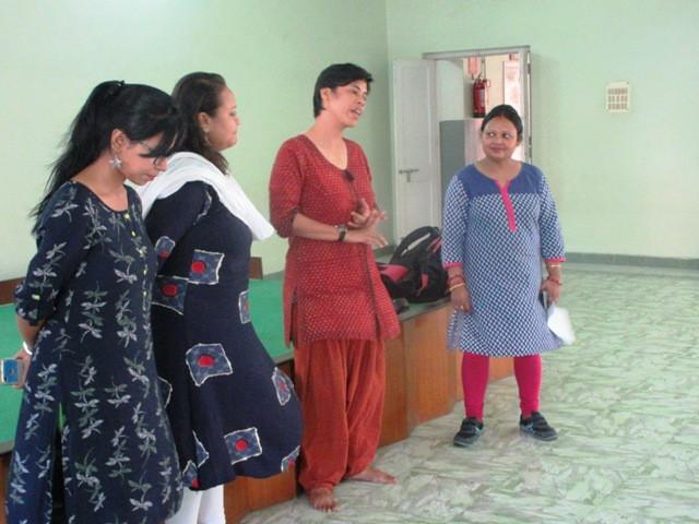 A Workshop on Self Defense