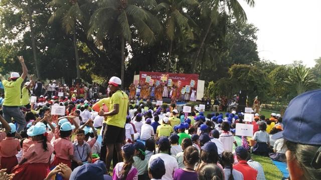 Children's Party 2017 at Raj Bhawan
