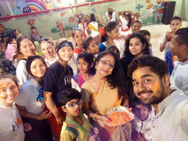 Holi Celebrations at SICW