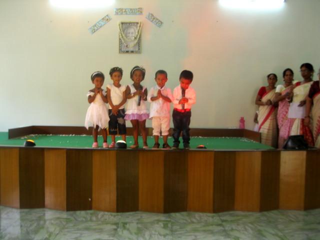 Rabindra Jayanti Celebrations at Jan Seva