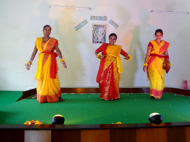 Rabindra Jayanti Celebrations at Jan Seva