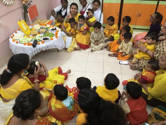 Saraswati Puja Celebrations at SICW