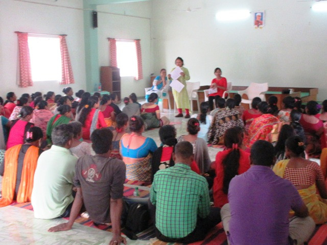 Awareness Programme on Accidents, Injuries and Child Care Practices