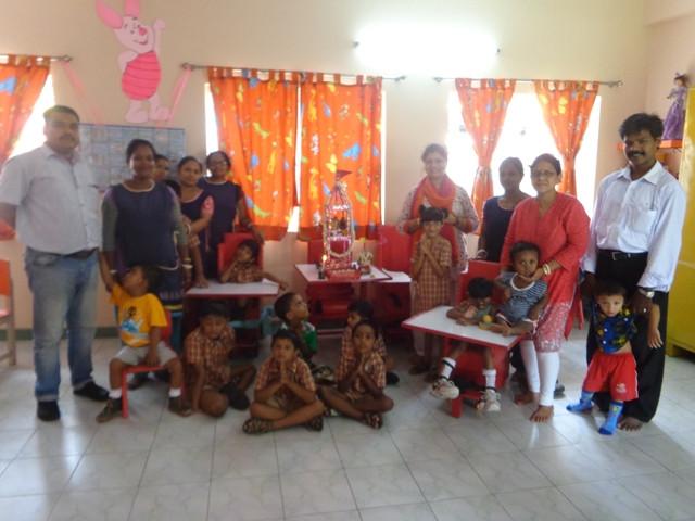 Celebrating Rath Yatra in UDAAN