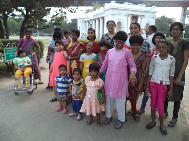 Princep Ghat: The favourite place for our Children