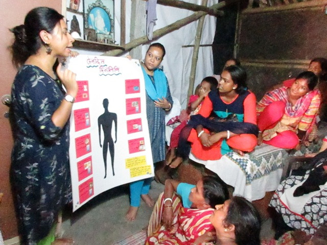 Out reach Programme on Hypertension