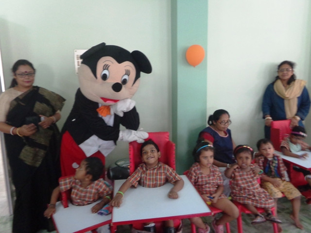 Children's Day Celebrations at Jan Seva