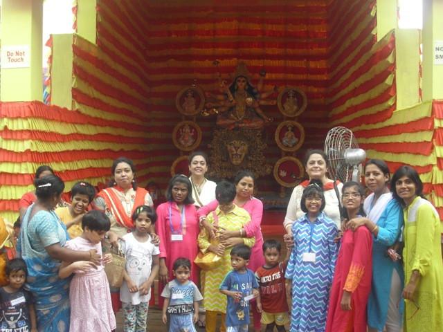 Pandal Hopping for Durga Puja
