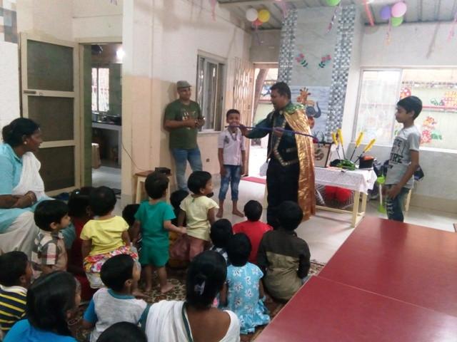 Magic show for our Children