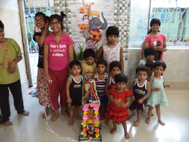 Children of Umeed celebrate Rath Yatra