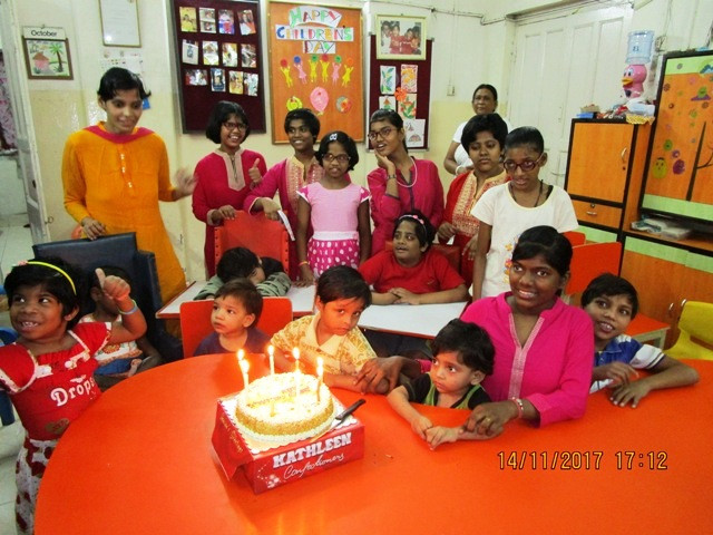 Children's Day Celebrations at SICW