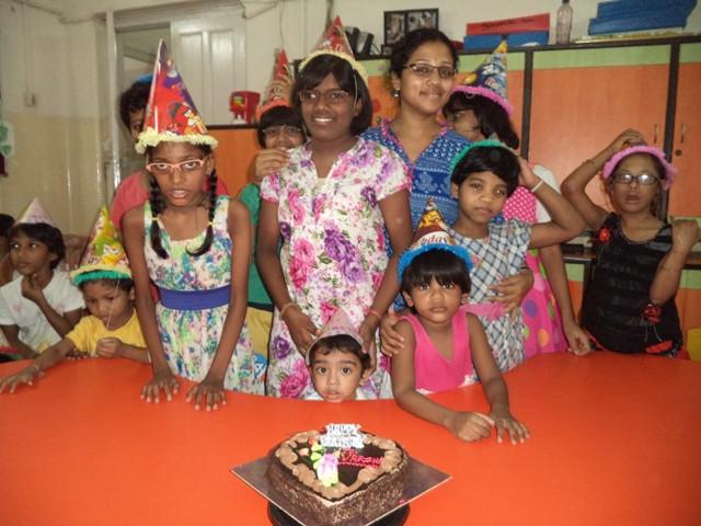 We Love Hearts! Happy Birthday Varsha