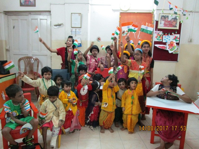 Janmastami & Independence Day Celebrations at SICW