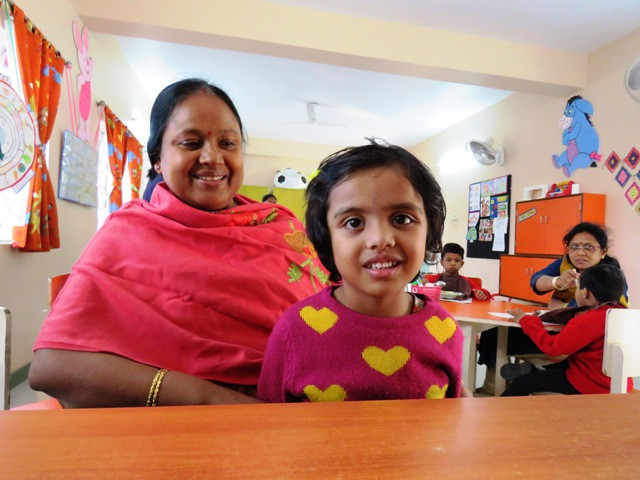 Stories of Hope: With a Little Help Arisa Lights up to a Bright Childhood