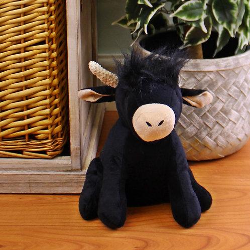 Highland Cow Doorstop