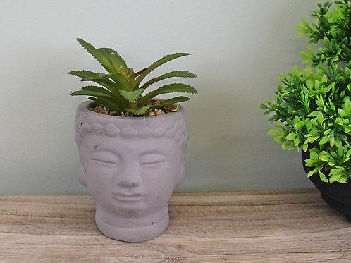 Small Buddha Succulent Planter
