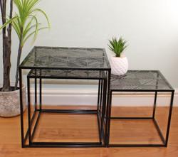 Black Metal Tables