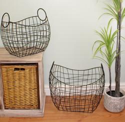 Wire Baskets 2