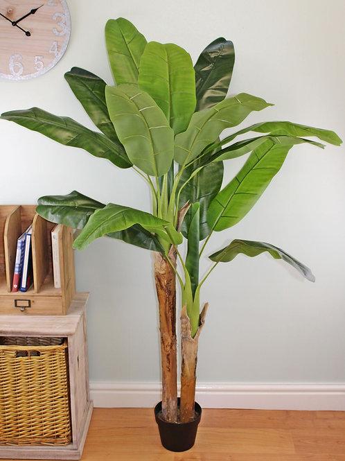 Artificial 160cm Banana Plant