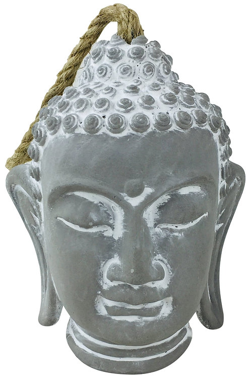 Buddha Head Doorstop