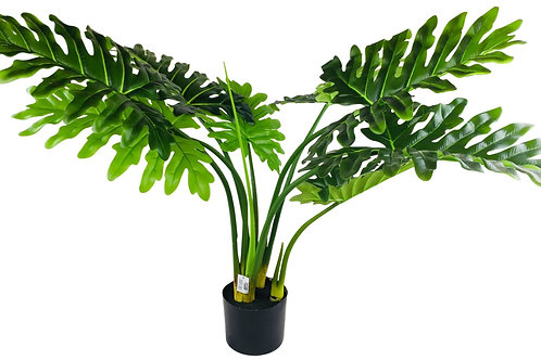 Artificial 100cm Philodendron Tree
