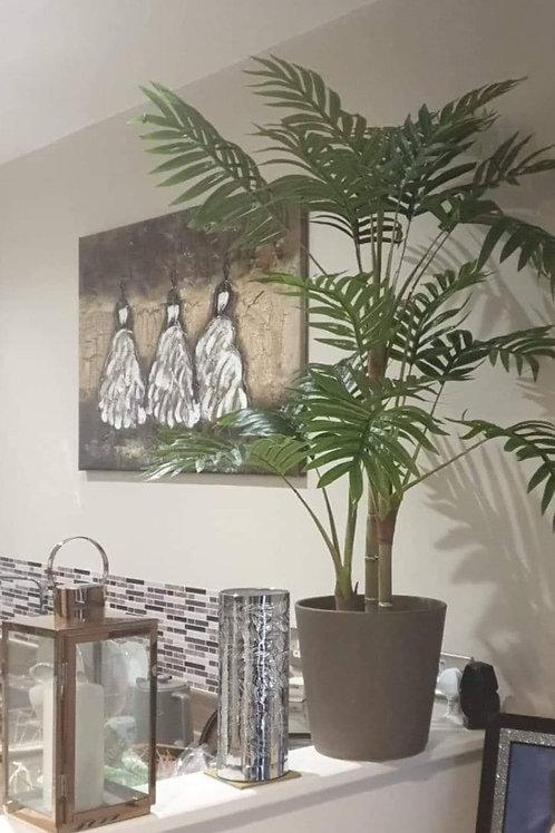 Artificial 110cm Palm Plant