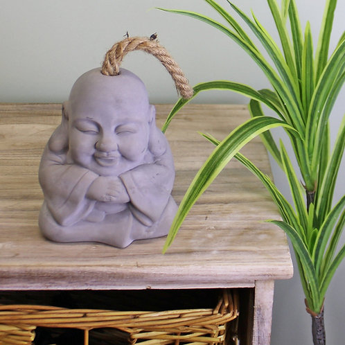 Smiling Buddha Doorstop