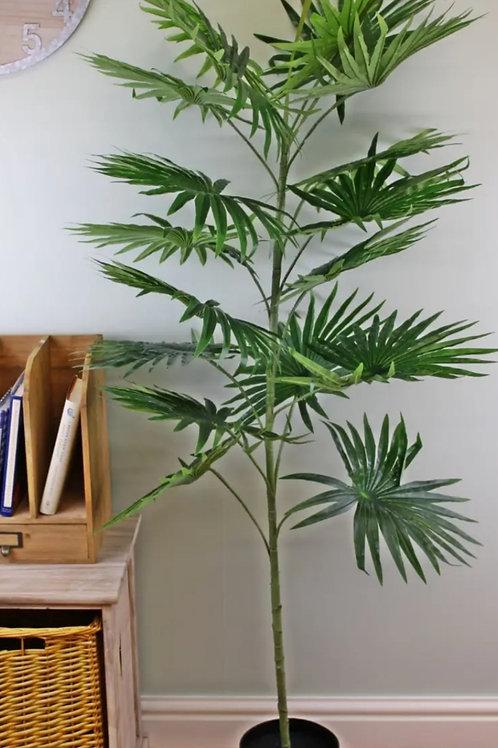 Artificial 160cm Fan Palm Plant