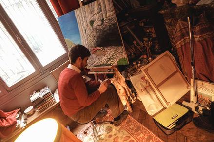Ambroise, peintre