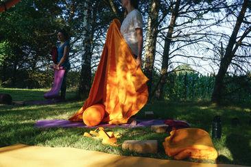 Retraite yoga - Adèle