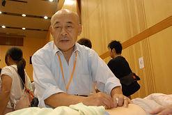 第33回 経絡治療学会学術大会 東京大会。大和田 征男。