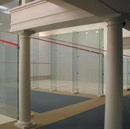 GSG Glass Side and Back Walls