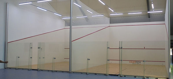 CourtTech Squash courts