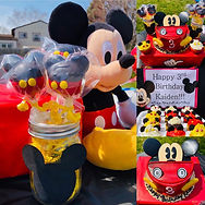Mickey Mouse Desserts