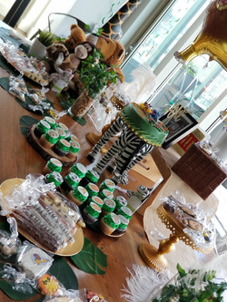 NYN EVENTS Wild One Dessert Table