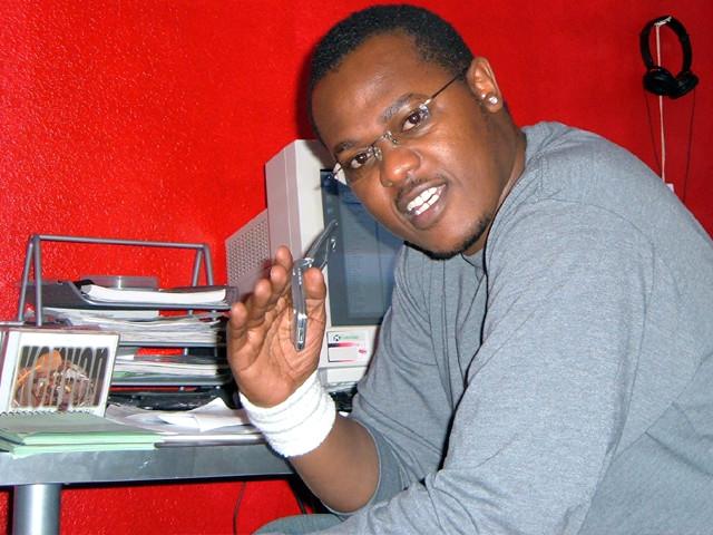 Michael Wanguhu